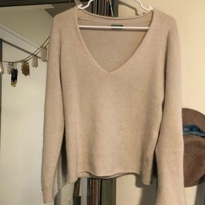 United colors of Benetton cashmere sweater